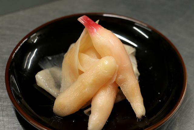 作り方 新 生姜